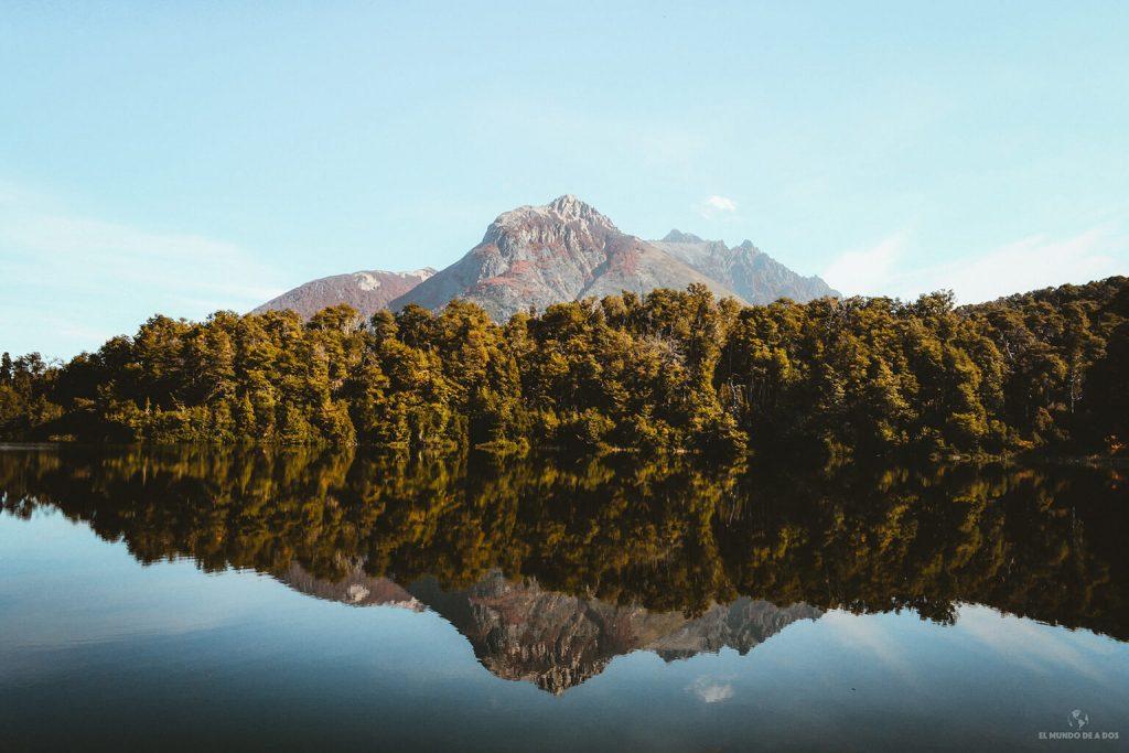 El Lago Espejo