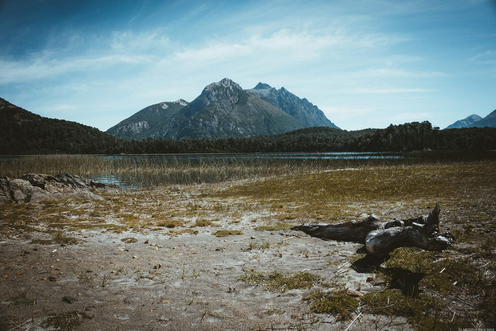 Lago Moreno en Bariloche