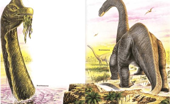 Los mayores dinosaurios