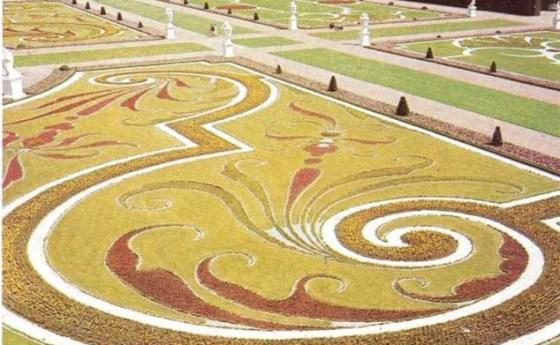 Jardines geométricos