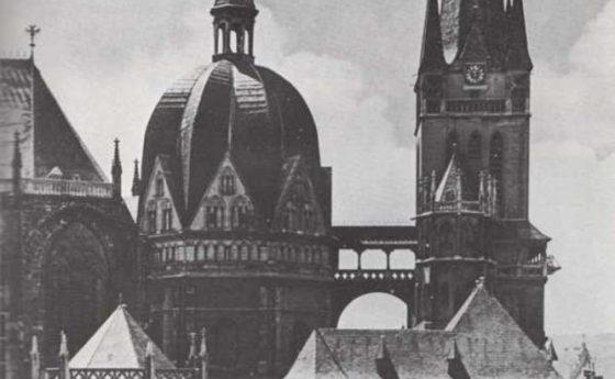 El lobo de la catedral