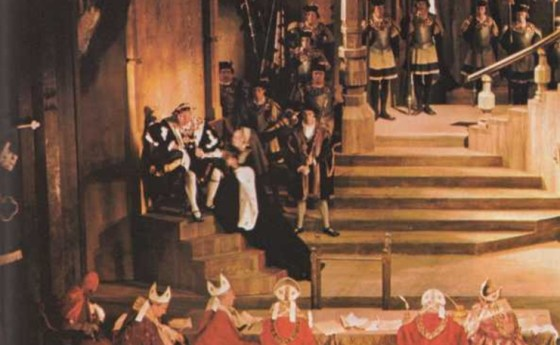 El festival de Shakespeare