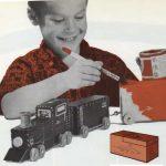 El tren de mercancías