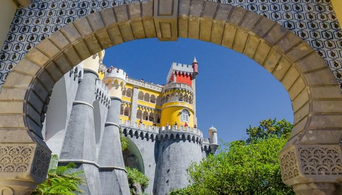 Qué ver en Sintra. Visitar en un día los mejores palacios y castillos
