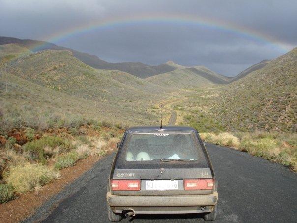 Itinerario de Sudafrica por Libre