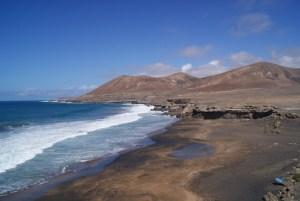 Playas del oeste de Fuerteventura - La Solapa
