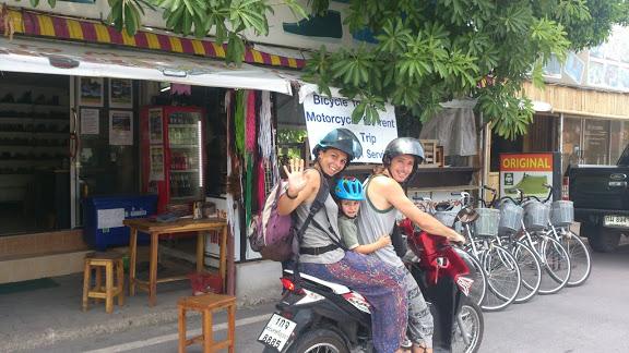 Tailandia: Guía de Transportes + Itinerario de viaje