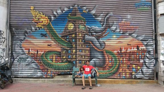 Mercado de Chatuchak, templos y timos clásicos de la capital