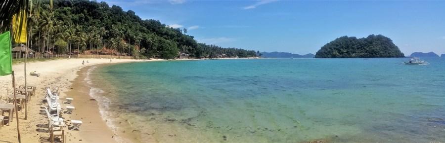 El Nido Filipinas - Playa de las Cabañas