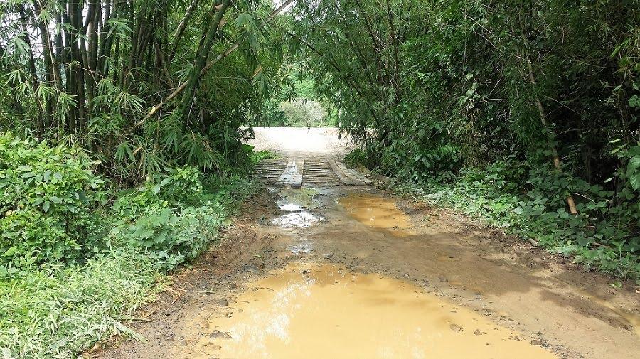 El Nido Filipinas - Caminos de barro