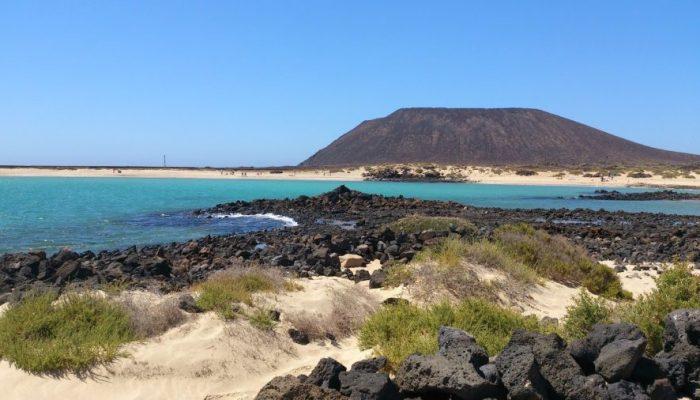 Playas de Fuerteventura - Playa de la Concha