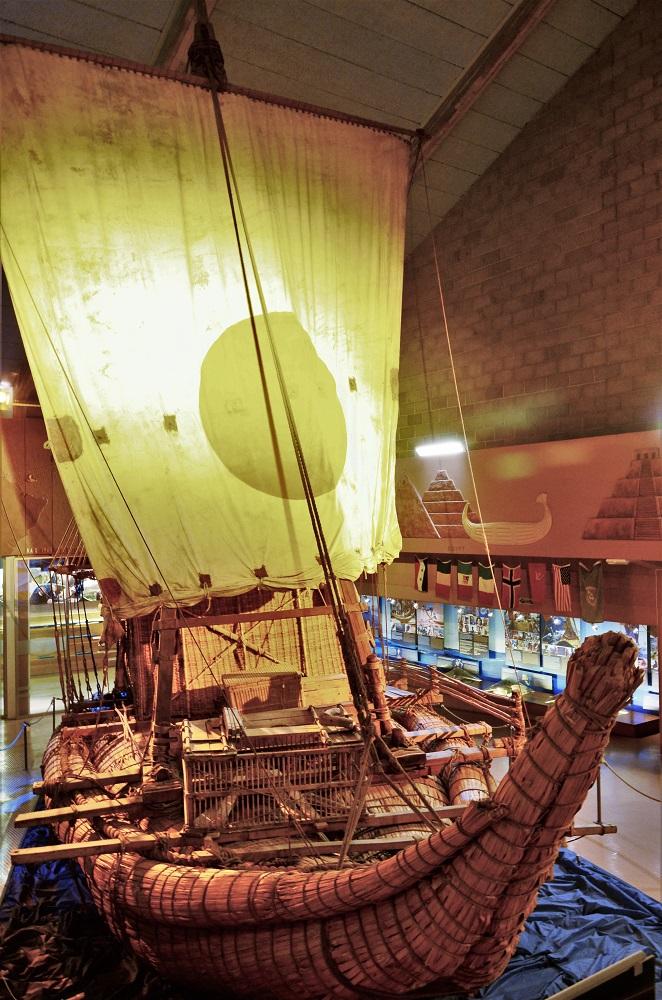 Museos de Oslo - Museo Kon-Tiki