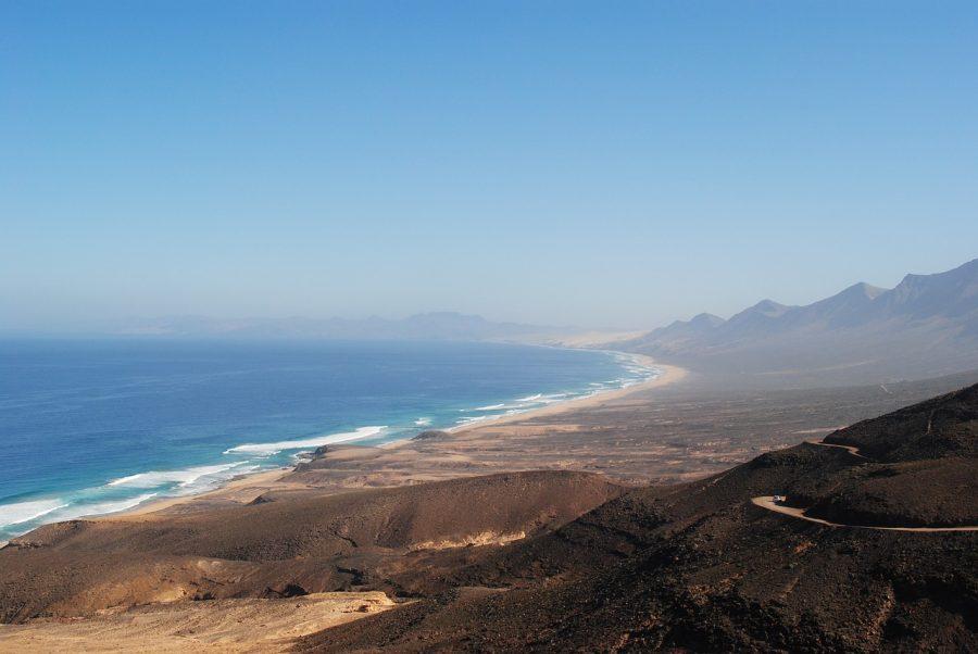 mejores playas de Fuerteventura - Cofete