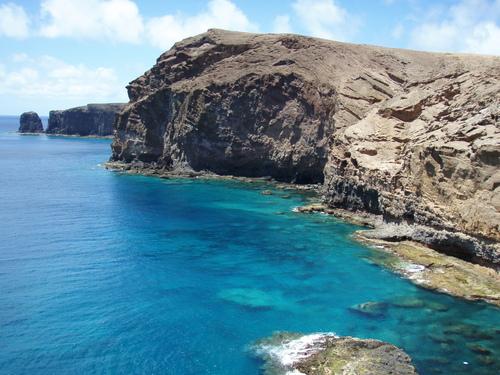 Piscinas naturales de Gran Canaria - Farallón de Gáldar