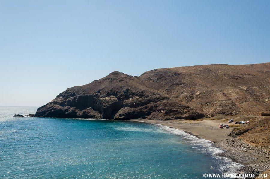 mejores playas de Fuerteventura - Playa de Jacomar
