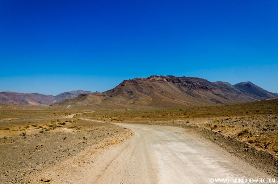 mejores playas de Fuerteventura - camino a Jacomar