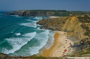 Playas del Alentejo - Playa de Adegas