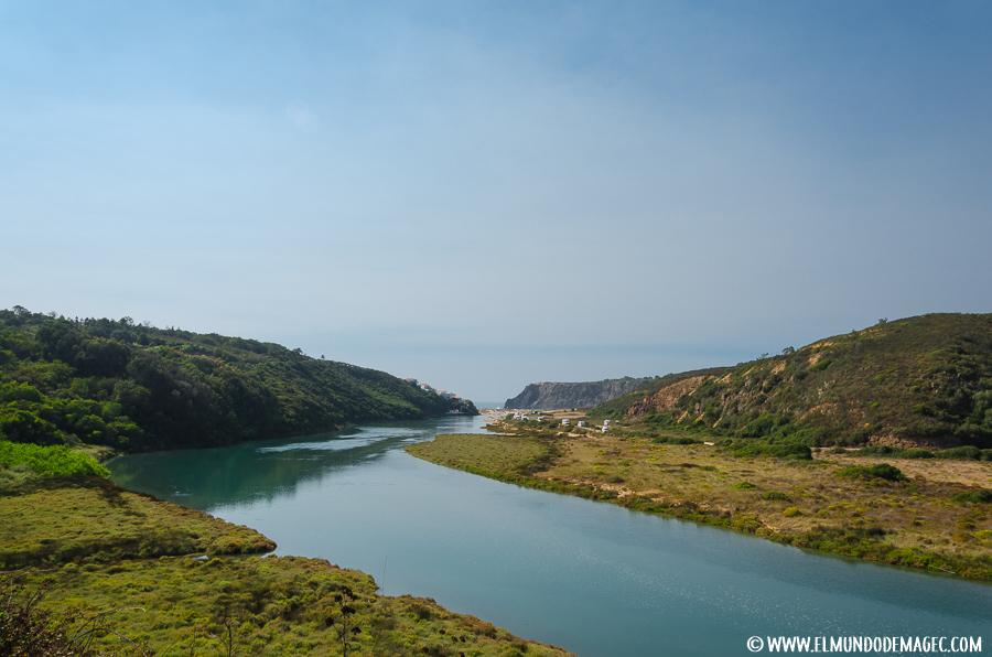 Playas del Alentejo - Ría de Odeceixe