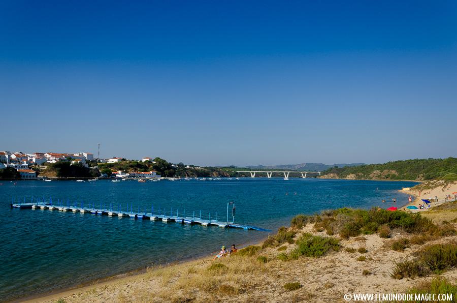 Playas del Alentejo - Playa de Furnas