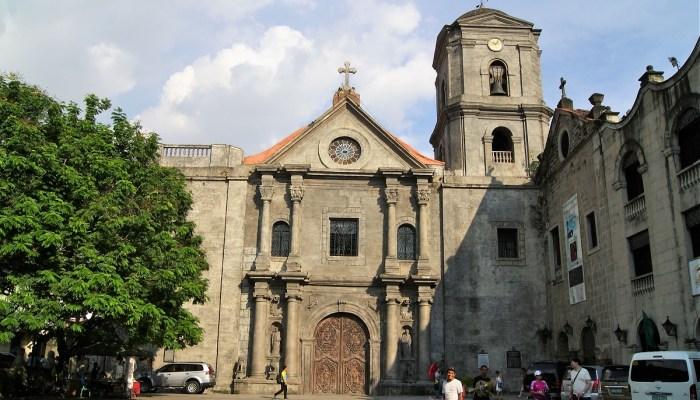 Intramuros en Manila y su Escuela Taller