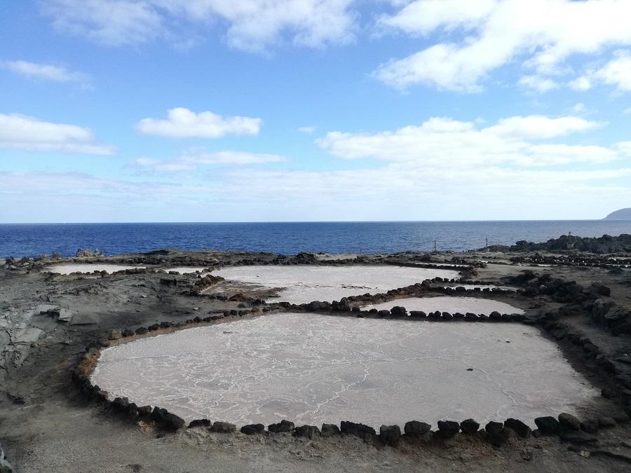 Piscinas naturales de Gran Canaria - Charco de las Salinas
