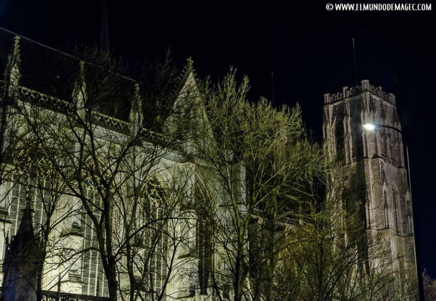 Que ver en Bruselas en dos días - Catedral de San Miguel