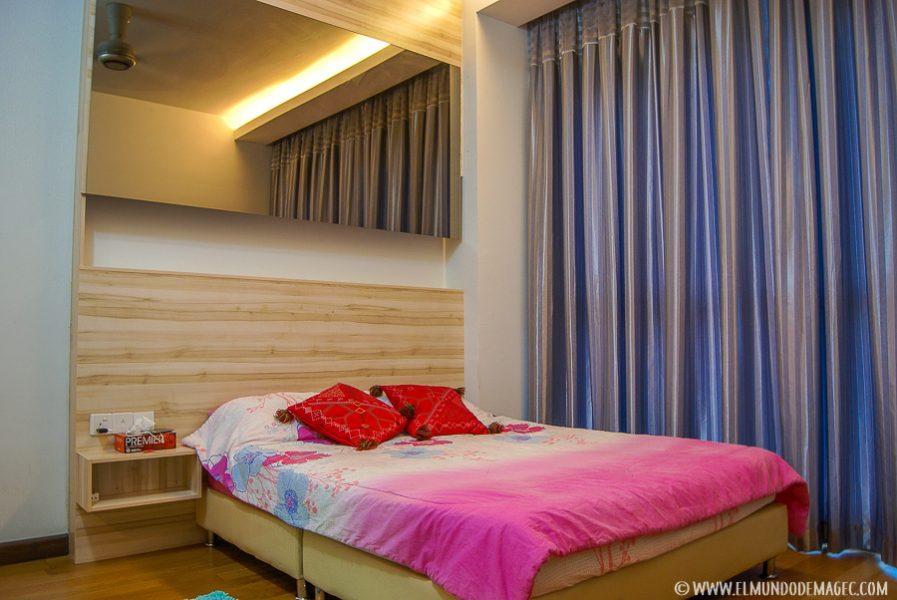 Que ver en Kuala Lumpur - Apartamento con infinity pool