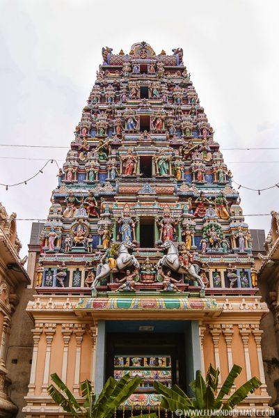 Que ver en Kuala Lumpur - Templo Hindú