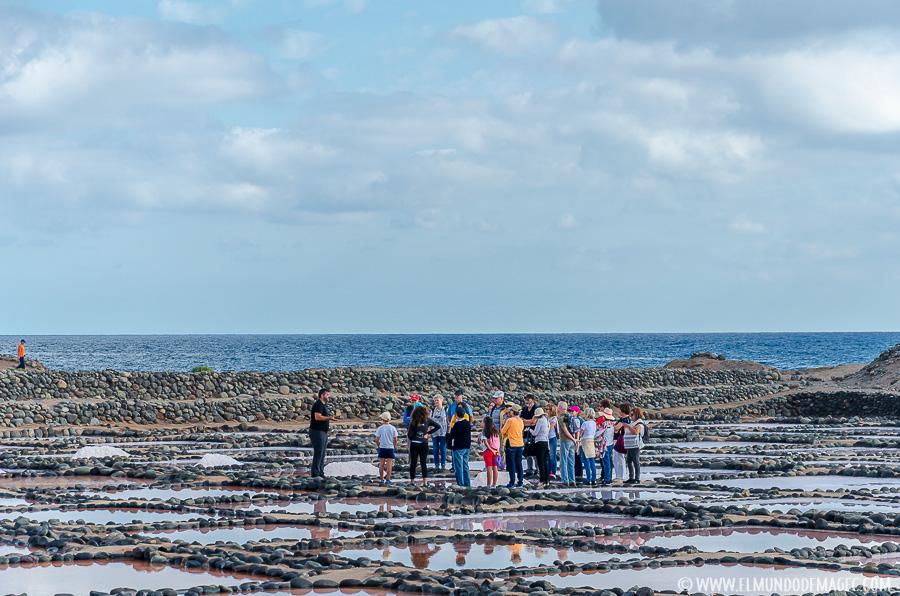 Planes en Gran Canaria con niños - Salinas de Tenefé