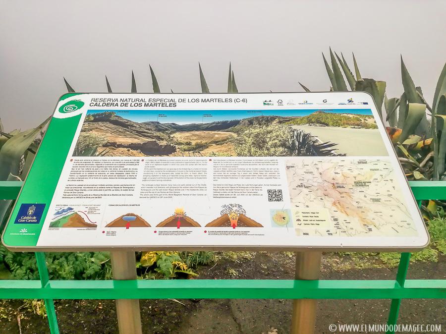 ruta del tajinaste azul - Caldera de Los Marteles