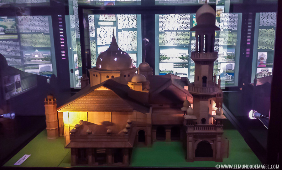 Museo de arquitectura de Melaka
