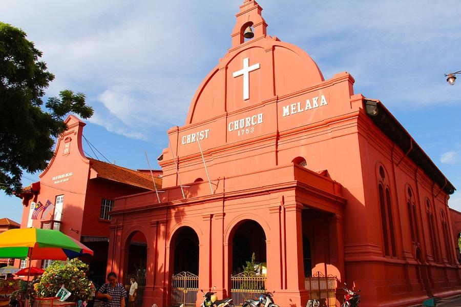 Iglesia Cristiana de Melaka