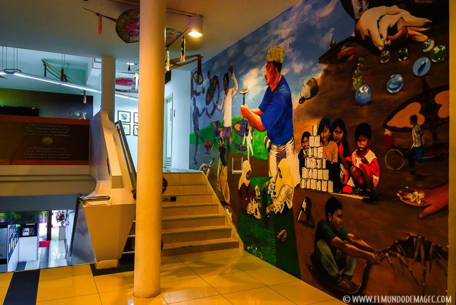 Museo de la juventud de Melaka