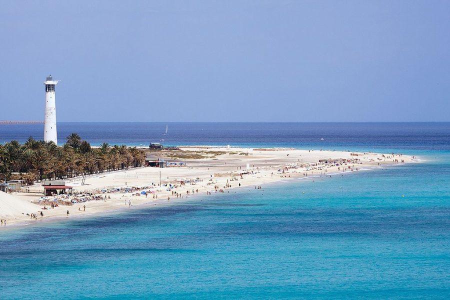 mejores playas de Fuerteventura - Playa del Matorral
