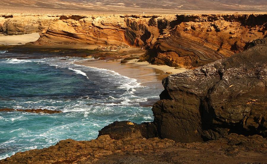 mejores playas de Fuerteventura - Playa de Ojos