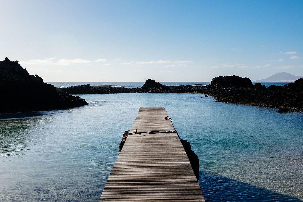 mejores playas de Fuerteventura - lobos