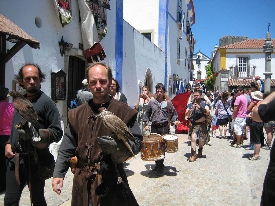 Qué ver en Óbidos - Pasacalles