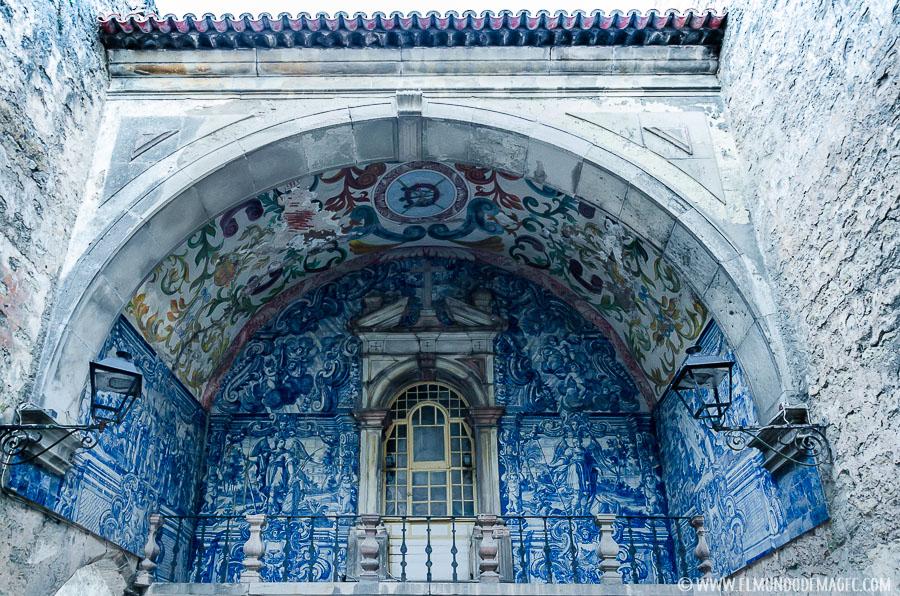 Qué ver en Óbidos - Porta-da-Vila