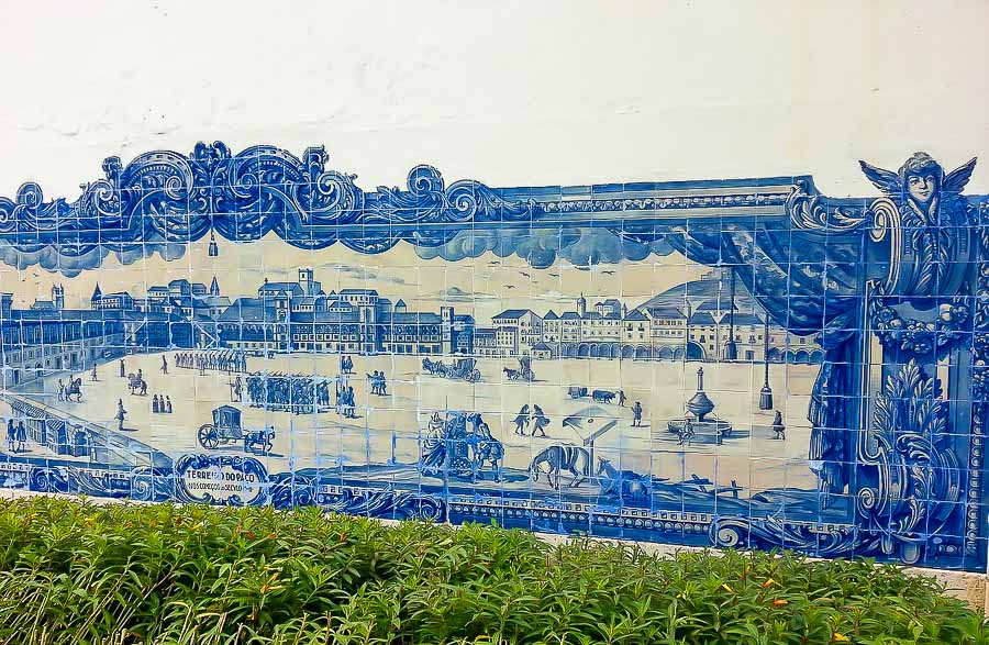 Lisboa en dos días - Azulejos