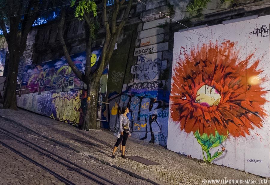 Lisboa en dos días - Street Art