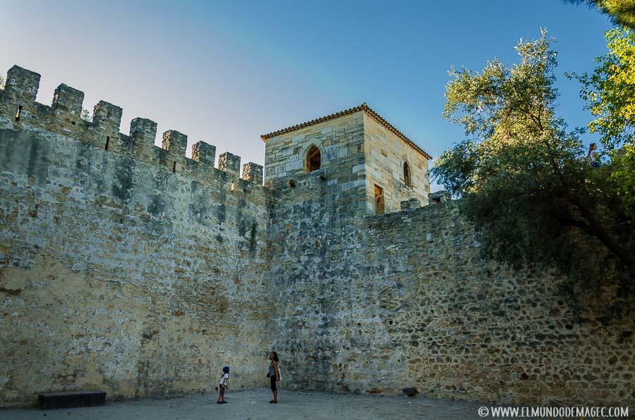 lisboa en dos días - Castillo de San Jorge