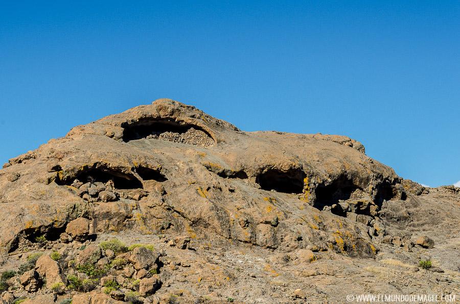 Senderismo en Gran Canaria - Refugios de pastores
