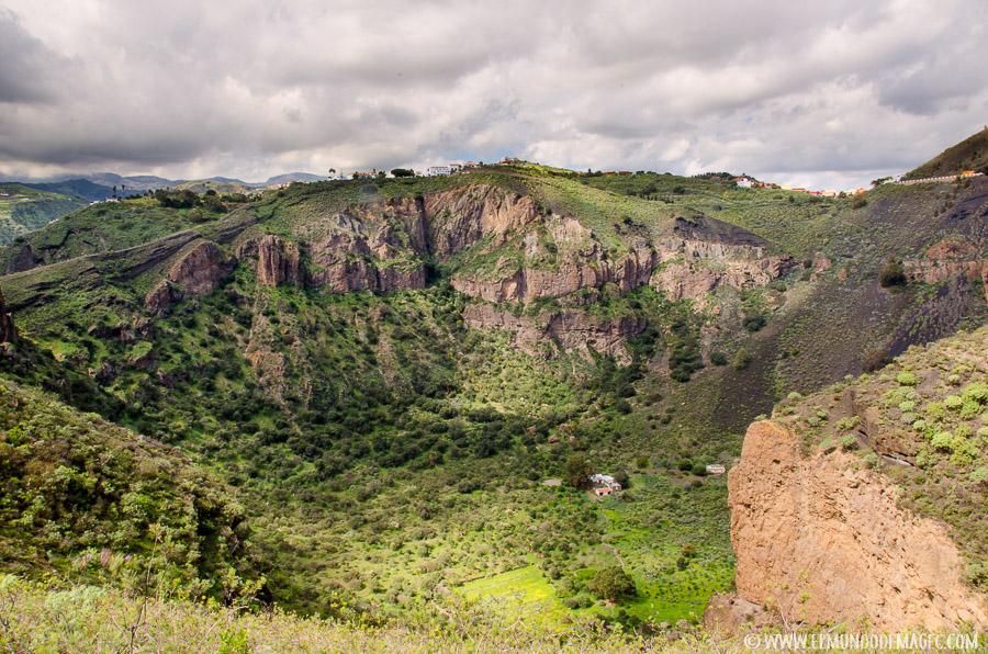 Senderismo en Gran Canaria - Caldera de Bandama