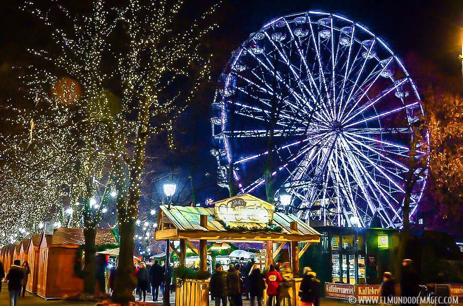 Mercados navideños de Oslo