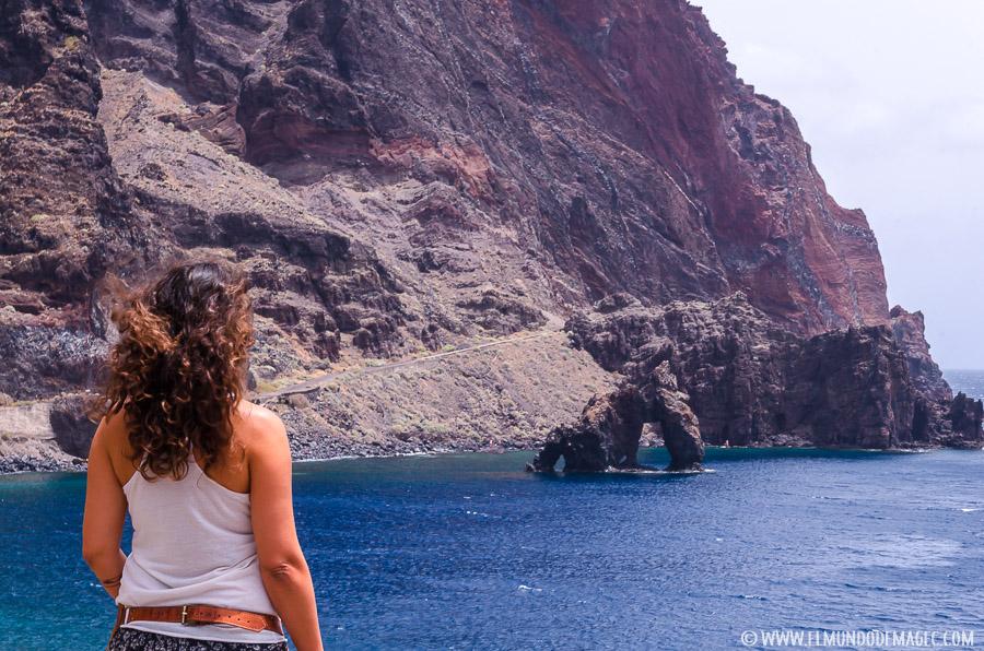piscinas naturales de El Hierro - Roque Bonanza