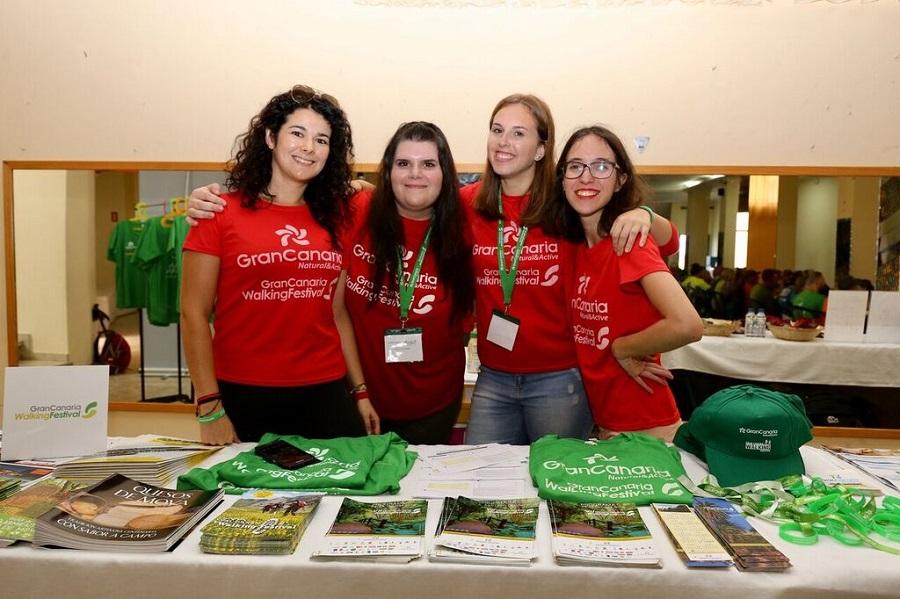 Gran Canaria Walking Festival - organización