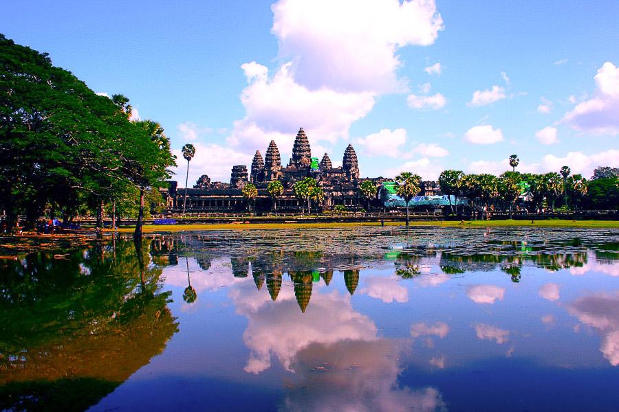 Razones para viajar a Tailandia - Ankor Wat