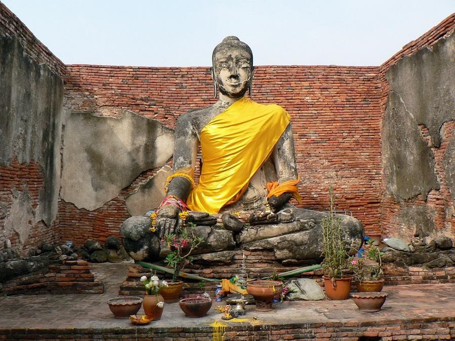 razones-para-viajar-a-tailandia - Sukhotai