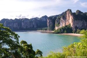 Razones para viajar a Tailandia - Railey y Ton Sai
