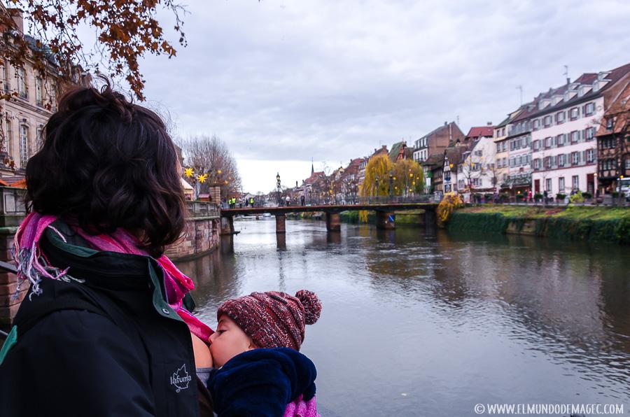 Viajando con bebés en modo slow travel